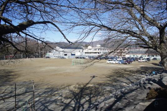 初詣 北口本宮富士浅間神社 臨時駐車場