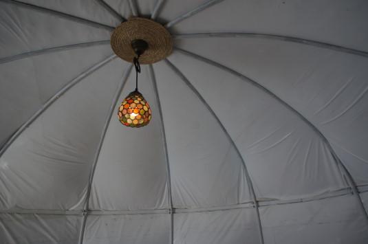 かまくらカフェ 天井