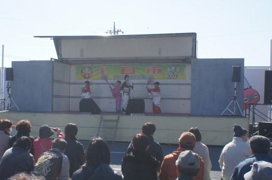 十日市 西側 ステージ