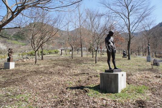 藤垈の滝公園 外観