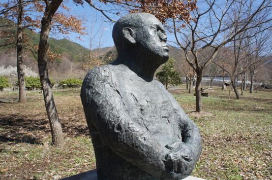 藤垈の滝公園 ジャイアン