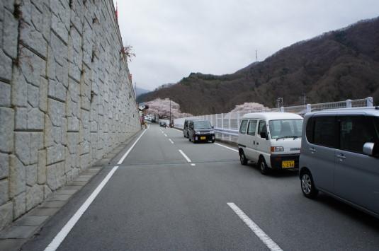 武田勝頼公祭り 駐車場