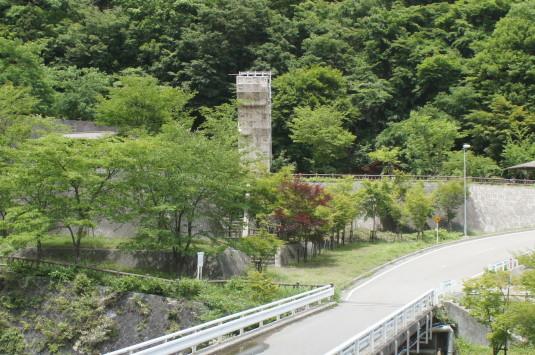 芦安村クライミングウォーク 外観