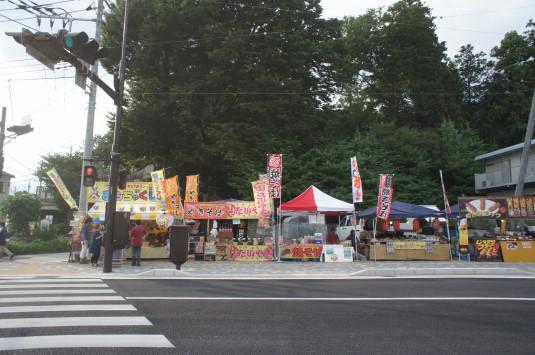 菅田天神社 みそぎ祭り 外側