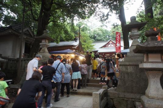 菅田天神社 みそぎ祭り 超行列