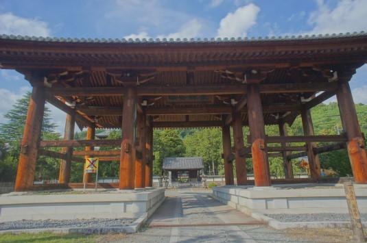 長禅寺 大井夫人の墓 外観