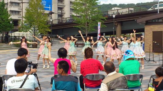 ほっぺちゃん祭り ご当地アイドル