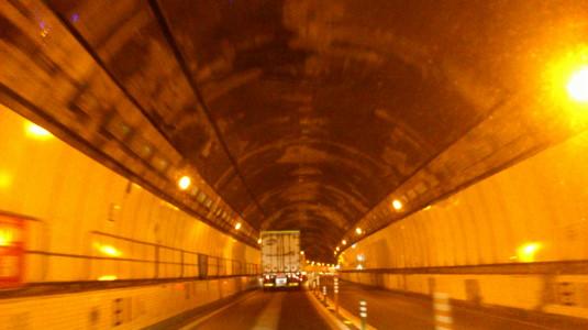 笹子トンネル 外観