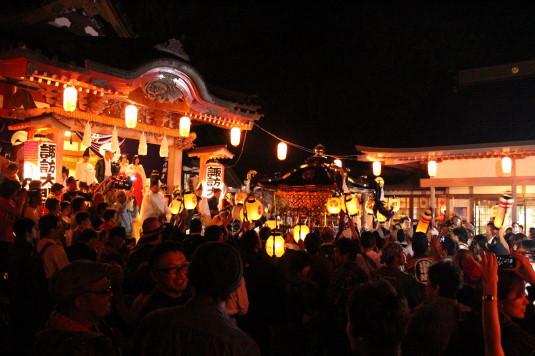 小室浅間神社流鏑馬祭り
