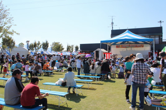 昭和町ふれあい祭り ヒーローショー