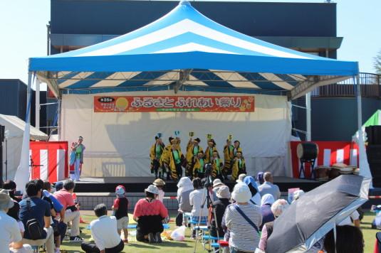 昭和町ふれあい祭り よさこい