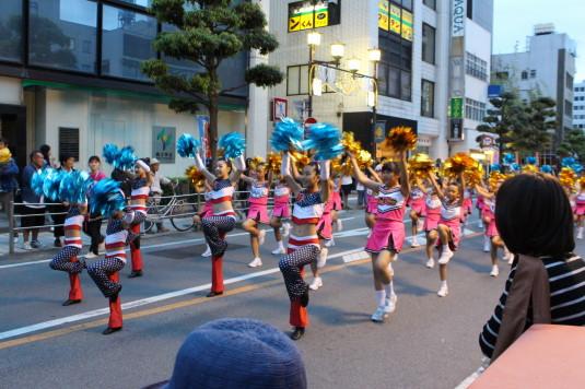 甲府大好き祭り ビートtoビート チア