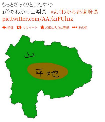 よくわかる都道府県 シンプル