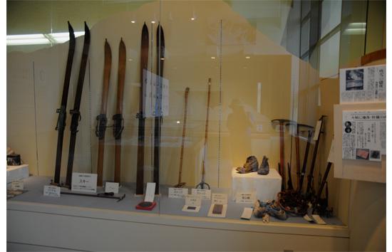 加藤文太郎が使用した山道具