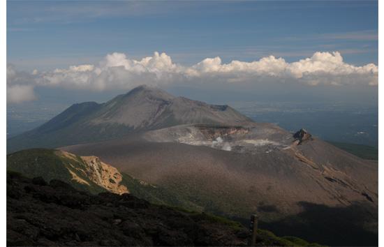 2012年7-25の新燃岳