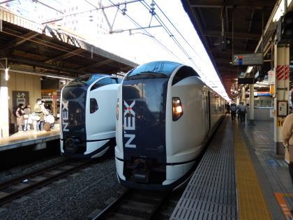 ペルー2014.1成田エキスプレス