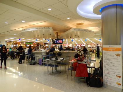 ペルー2014.1アトランタ空港ターミナルE
