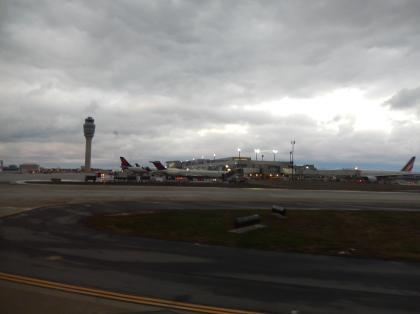 ペルー2014.1アトランタ空港