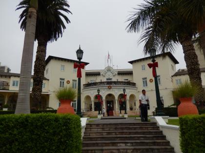 ペルー2014.1リマカントリークラブホテル