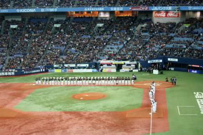 20130224 WBC 壮行試合 3