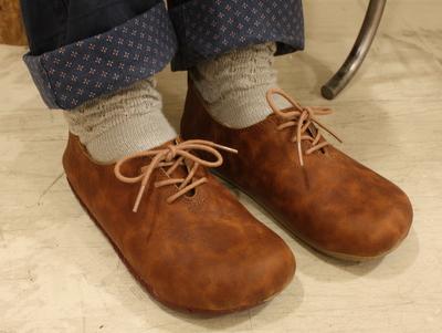 ぽっこり靴