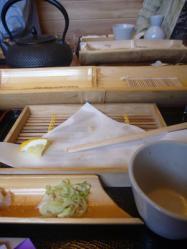 蕎麦 after