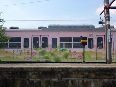 電車(粉河駅)20120726-2