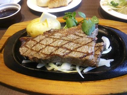 アメリカ産 熟成サーロインステーキ001
