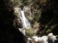 16.最初の14m二段滝