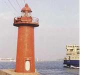 高松赤灯台