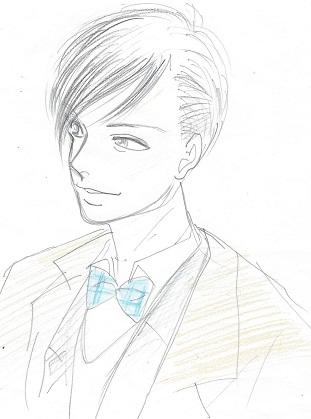 蝶ネクタイの男.2