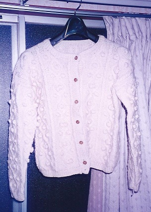 着られないセーター2