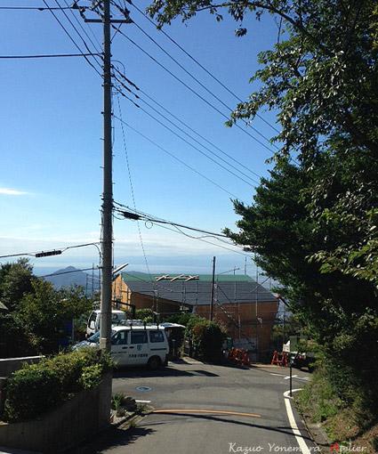 外観,函南崖地の家0927