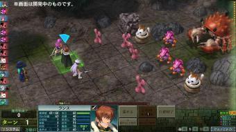 ランス9 戦闘画面