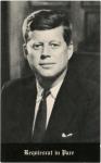 JFK遺影
