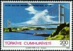トルコ・第2ボスポラス橋