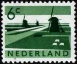 オランダ・風車(1962)