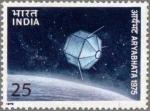 インド最初の人工衛星