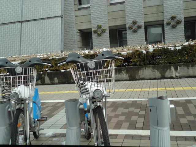 青い自転車2013.2