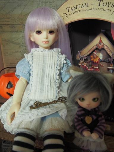 アリスとチェシャ猫