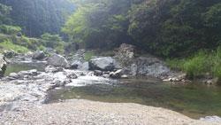 天然岩盤浴