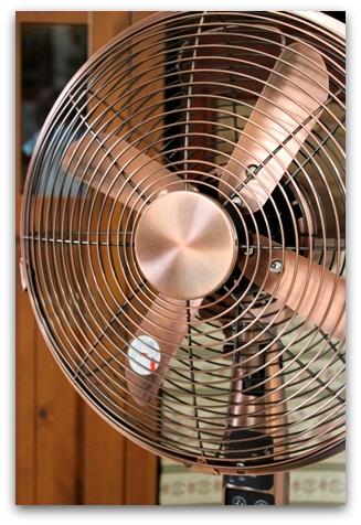 レトロ扇風機 (3)