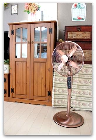 レトロ扇風機 (2)