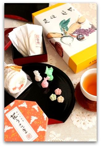金沢のお菓子 (2)