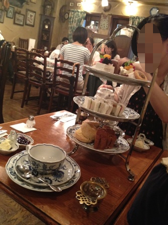 西洋茶館 (4)モザ