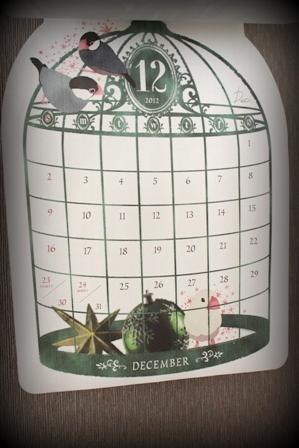 seria 鳥さんカレンダー2013 (3)