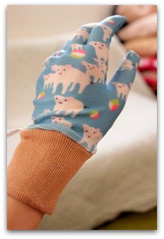 ガーデン手袋 (9)