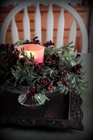 クリスマス テーブルコーディネート (2)