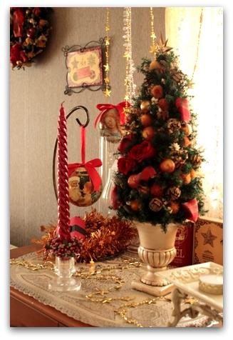 クリスマスディスプレイ 2014 (4)