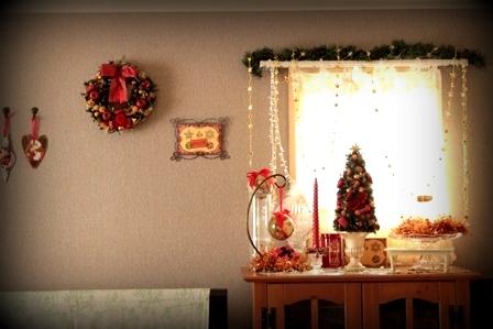 クリスマスディスプレイ 2014 (3)